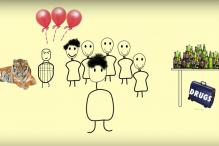 Watch: The 'Urban Poor' Phenomenon Explained Through Stick Figures