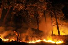 Uttarakhand Residents Battle With Aftermath of Forest Blaze