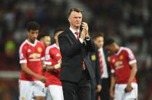 Time to Go Louis! Not Good Enough, Man United Fans Boo Van Gaal