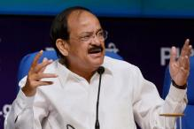 Naidu Urges Azad to Push GST Bill in Monsoon Session