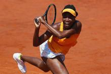 Venus Williams Beats Vandeweghe in Round 1 of Italian Open