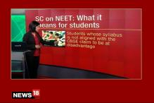 What Does NEET Verdict Mean for Students?