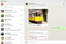 WhatsApp Launches Desktop Apps for Windows, Mac OS