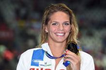 FINA Lifts Russian Swimmer Yulia Efimova's Doping Suspension