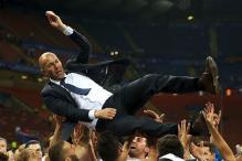Sergio Ramos Hails Team-Maker Zinedine Zidane