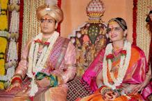 Royal Wedding: Maharaja of Mysore Marries Rajasthan Princess