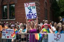 New York Celebrates Gay Pride, Mourns Orlando Massacre Victims