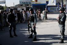 Suicide Bomber Kills At Least 14 In Afghan Capital, 8 Injured