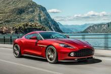 Aston Martin Vanquish Zagato Coupe Is a Wish Come True