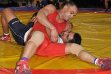 Wrestler Vinod on Track For Olympics After Being Thrown From Train