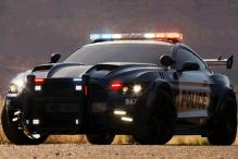 Barricade's a Ford Mustang in Transformers 5: The Last Knight