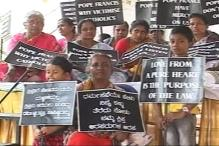 Bengaluru Church Shut, 13 Devotees on Hunger Strike
