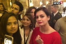 IIFA Awards 2016: Dia Mirza Stuns in a Red Dress
