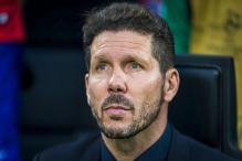 Diego Simeone Vows to Stay on and Improve Atletico