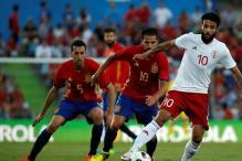 Spain Beaten by Georgia in Final Euro 2016 Warmup