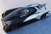 Tesla's Rival Faraday Future Approved to Test Self-driving Cars