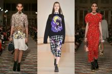 Floral Patterns Storm The Runways For Resort 2017 Collections