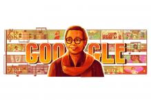 Google Doodles on R D Burman's 77th Birthday