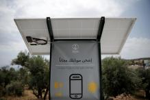 How Solar Phone Charger Is Giving Greece Migrants Free Electricity
