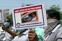 Traffic Rules Violators in Hyderabad May Find it Difficult to Get a Job