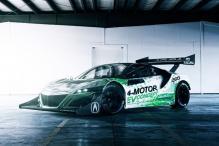 Honda to Race NSX Inspired Electric Car at Pikes Peak Hill Climb Racing