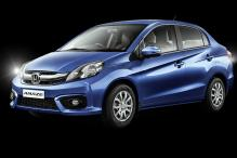 Honda Amaze Crosses 2 Lakh Sales Mark in India