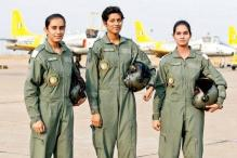 IAF Inducts 3 Women Pilots To Its Fighter Squadron, Twitter Overflows with Wishes