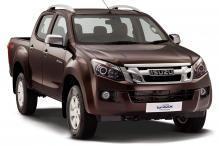 Isuzu D-Max V-Cross to Showcase AWD Capabilites at India 4x4 Week