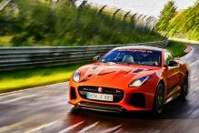 Now You Can Lap the Nurburgring in the Jaguar F-type