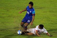 Jeje's Goal Helps India Beat Laos in AFC Cup Qualifier