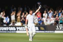 Bairstow Emotional After First Lord's Ton for England