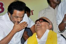 DMK President Karunanidhi Undergoing Speech Therapy: MK Stalin