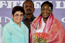 LG Kiran Bedi Interferes With The Functioning of  Puducherry Govt: AAP