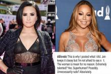 Demi Lovato Calls Mariah Carey 'Unnecessarily Rude'