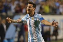 Video: Lionel Messi's Top 10 Goals in Argentina Jersey