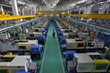 Factory Output Slips Into Negative Zone; Shrinks 0.8% in April