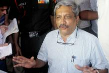 Manohar Parrikar Pitches Idea For Raising All Women Battalion