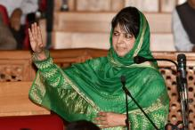 Kashmir Unrest Was Pre-planned, Only Handful Involved: Mehbooba