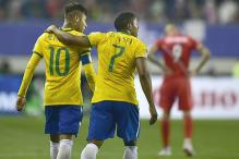 Neymar, Costa Named in Brazil Olympic Squad