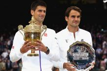 History on Line As Djokovic, Federer Get Wimbledon Under Way