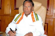 Narayanasamy-Led Cong Ministry to be Sworn in on Monday