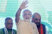 Shiv Sena Questions Narendra Modi Over His Black Money Promise