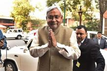 Nitish Sets Target to Construct Toilets in Villages by 2019