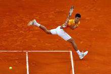 I Was Lucky Not to Be Disqualified From French Open: Novak Djokovic
