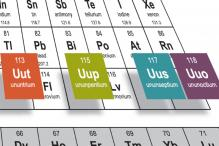 Four New Chemical Elements Enter Periodic Table