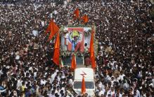 Shiv Sena Completes 50 years in Indian Politics on Sunday