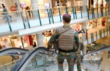No Explosives Found With Man Detained at Central Brussels Mall