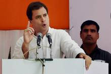 Sacrificing the Scapegoat Won't Save BJP: Rahul on Anandiben Resignation