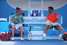 Sania in Mixed Quarters as Paes, Bopanna Ousted at French Open