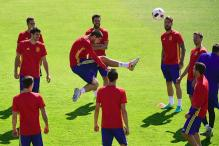 Spain Face Familiar Challenge in Heavyweight Tussle